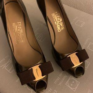 Salvatore Ferragamo shoes! 😍